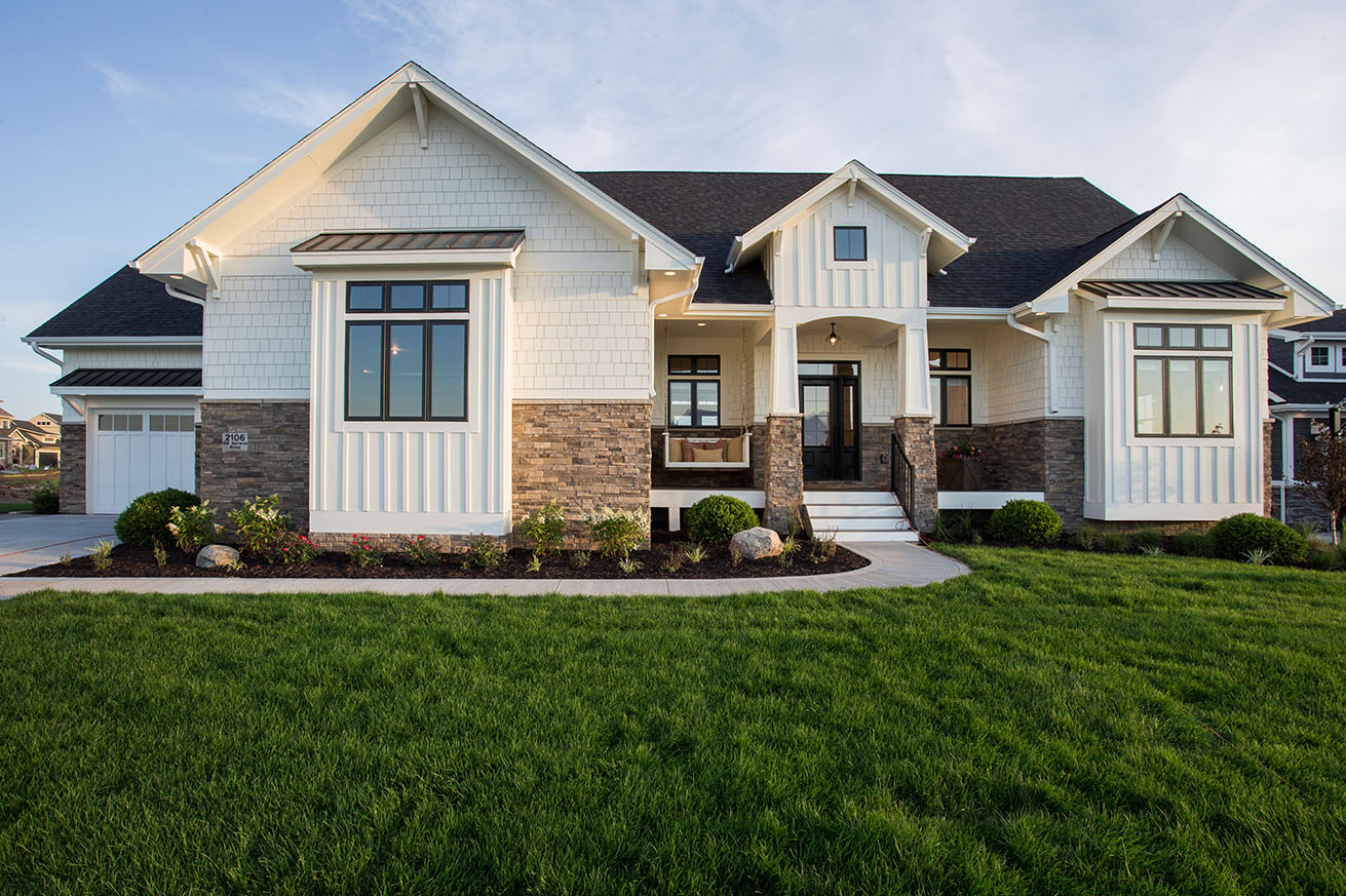 Caliber homes prairie trail ankeny ia for Home builders ankeny iowa