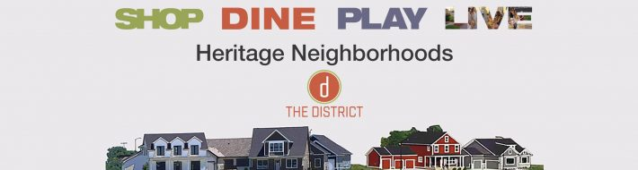 Heritage Neighborhoods Prairie Trail Ankeny