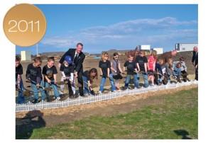 community_timeline_2011-elementary-school-groundbreaking
