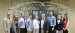 Prairie Trail 2013 Scholarship Recipients.fbcover