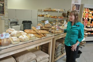 Anne at Bread Counter