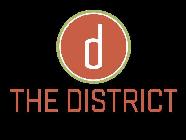 TheDistrict logoMJ